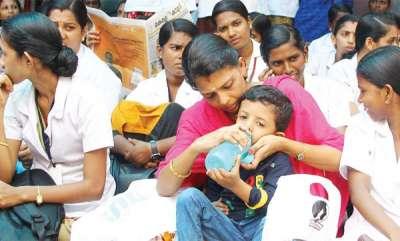 latest-news-bharath-hospital-kottayam-strike