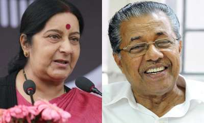 latest-news-intervene-for-the-release-of-indain-prisoners-in-other-emirates-pinarai-vijayan-writes-to-sushama-swaraj