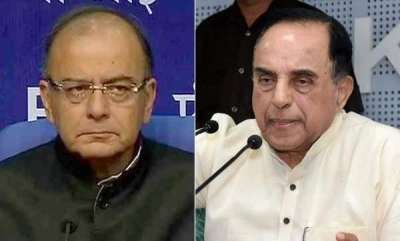 latest-news-subramanyan-swamy-blames-arun-jaitly-for-recession