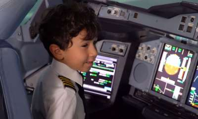 odd-news-etihad-airways-lets-six-year-old-boy-become-pilot-for-a-day