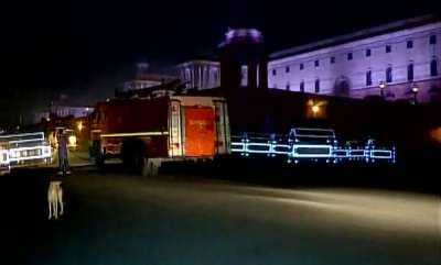 latest-news-fire-breaks-out-at-prime-minister-narendra-modis-office