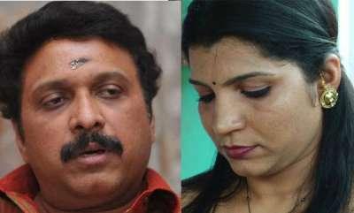 latest-news-saritha-s-nair-supports-k-b-ganesh-kumar-in-solar-case