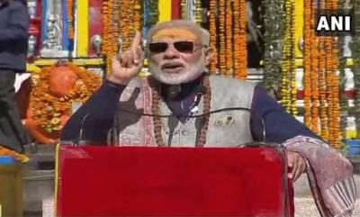 india-modi-offers-prayers-at-kedarnath-renews-resolve-to-serve-people
