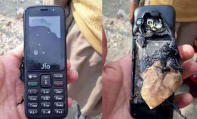 tech-news-jio-phone-allegedly-explodes