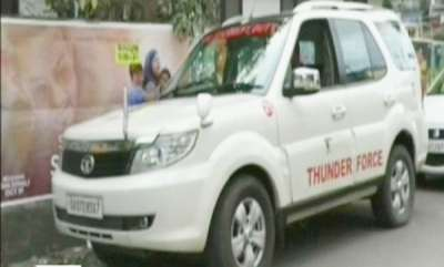 latest-news-thunder-force-at-dileeps-home