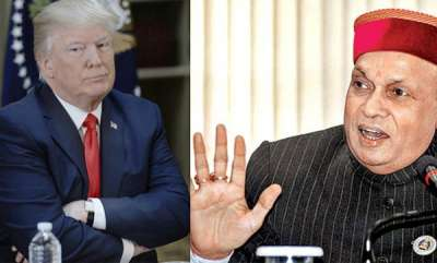 latest-news-bjp-drags-donald-trump-into-himachal-assembly-polls