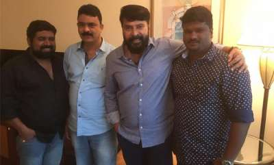 latest-news-mammootty-and-suresh-gopis-son-join-together