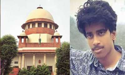 latest-news-cant-inquire-jishnu-pranoy-case-sc-dissatified-with-cbis-attitude