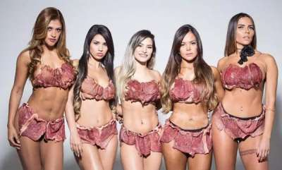 odd-news-brazilian-pageant-contestants-wear-meat-bikinis-in-statement-against-sexual-harassment