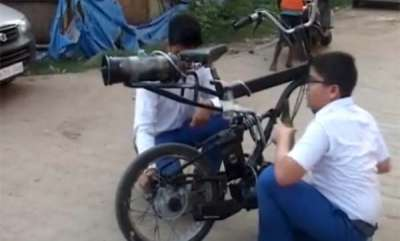auto-jharkhand-student-invents-new-motorcycle-which-can-run-on-water