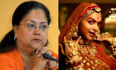 latest-news-bjp-leader-vasundhara-raje-against-padmavati