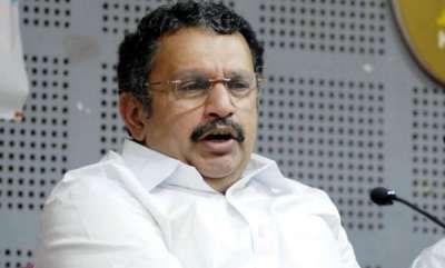 latest-news-k-muraleedharan-criticize-ldf-government