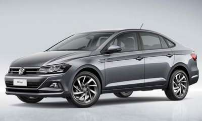 auto-all-new-volkswagen-virtus-sedan-showcase-in-brazil-might-lunch-in-india
