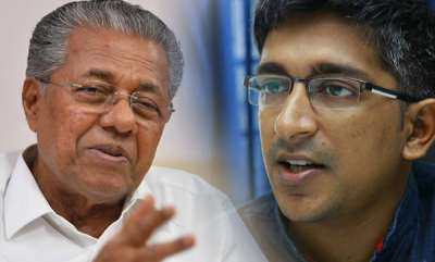 latest-news-advharish-vasudevan-criticize-pinarayi-vijayan