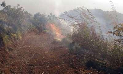 environment-fire-at-kottathalachi-mount