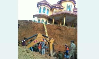latest-news-one-dead-as-church-wall-collapsed-in-kannur