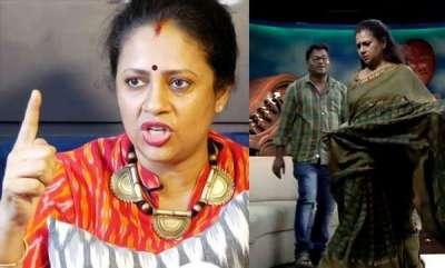 latest-news-actress-lakshmi-leave-reality-show