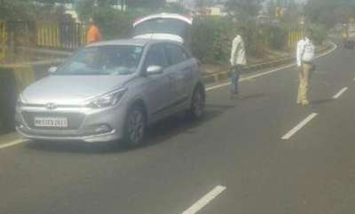 latest-news-ajinkya-rahanes-father-arrested-after-his-car-runs-over-a-woman-in-kolhapur