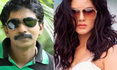latest-news-santhosh-pandit-welcome-sunny-leone