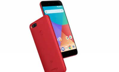 mobile-xiaomi-mi-a1-special-edition-red-colour-launched-in-india-price-specifications