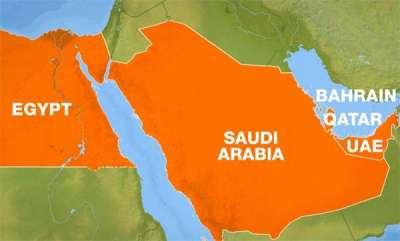 world-saudi-permanently-close-down-land-border-with-qatar