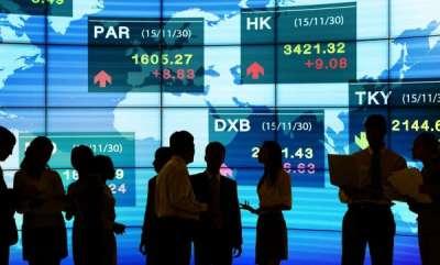 stock-stock-market-on-losses