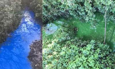 environment-mystery-of-why-the-river-ouse-has-turned-a-neon-shade-of-blue-and-green-is-solved-after-experts-blame-a-toxic-leak-from-a-local-business