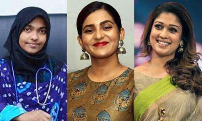 latest-news-hadiya-nayanthara-parvathy-make-it-to-the-list-of-most-influential-woman-of-the-year
