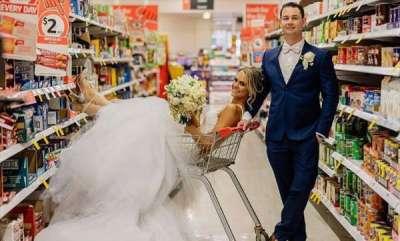 odd-news-newly-wedded-couple-rush-to-super-market