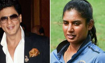 sports-news-shah-rukh-khan-wants-mithali-raj-to-coach-indian-mens-cricket-team-one-day