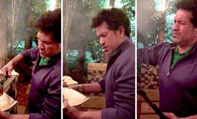 sports-news-sachin-tendulkar-cooks-bbq-chicken-and-it-smells-rather-delicious