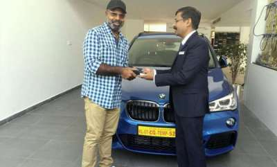 latest-news-chemban-vinod-bought-new-bmw