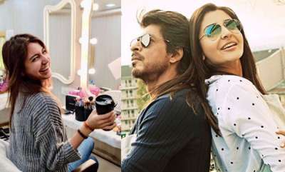latest-news-back-to-zero-anushka-sharma-gets-a-flowery-welcome-from-shah-rukh-khan
