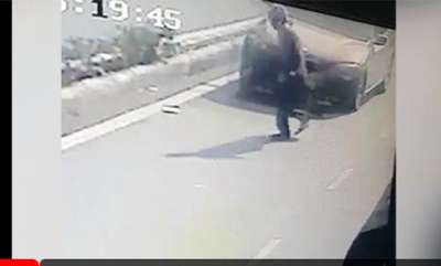 latest-news-cctv-shows-50-year-old-flung-in-air-in-bmw-hit-and-run-by-delhi-student