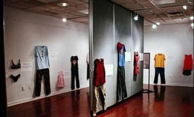 voices-exhibition-rape-victims-dress