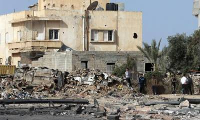 world-car-bombs-kill-at-least-27-in-east-libya-city-of-benghazi