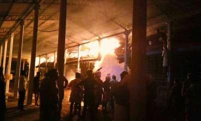 latest-news-thiruvilwamala-temple-fire-issue