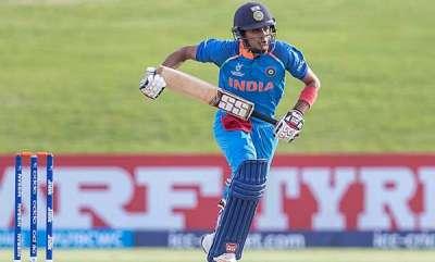 latest-news-under-19-world-cup-india-thrash-bangladesh-by-131-runs-to-set-up-semis-clash-with-pakistan