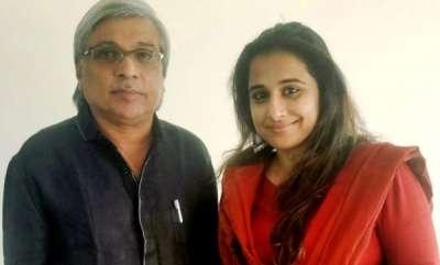 latest-news-vidya-balan-against-director-kamal