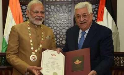 latest-news-palestine-confers-the-grand-collar-of-the-state-of-palestine-to-prime-minister-narendra-modi