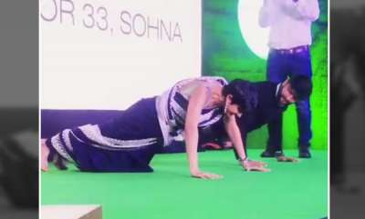 sports-news-video-of-mandira-bedi-doing-push-ups-in-a-saree-and-heels-goes-viral
