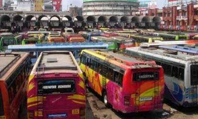 latest-news-bus-strike-in-kerala