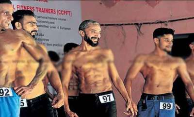 mangalam-special-vicars-mass-entry-in-body-building