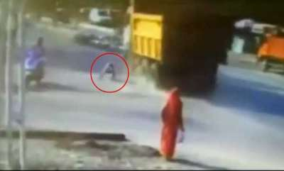 latest-news-man-makes-a-narrow-escape-after-being-hit-by-a-dumper