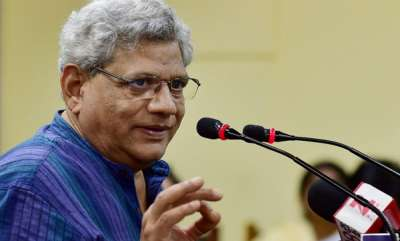 latest-news-yechuri-lashes-out-at-pm-modi-in-cpm-kerala-state-conference
