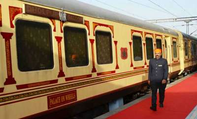 business-news-indian-railways-may-cut-luxury-trains-tariff-by-50
