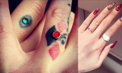fashion-couples-are-swapping-wedding-rings-for-pierced-fingers