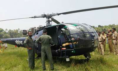 latest-news-indian-navy-helicopter-makes-emergency-landing-in-alappuzha