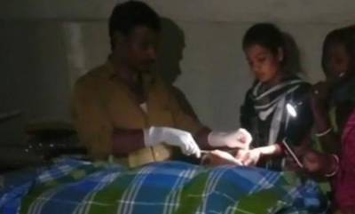 latest-news-bihar-woman-operated-under-torchlight-dies-family-blames-hospital-for-negligence