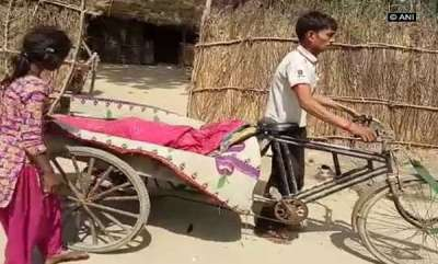 latest-news-children-forced-to-carry-fathers-corpse-on-cart